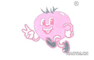 西红柿图形