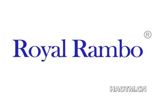 ROYAL RAMBO
