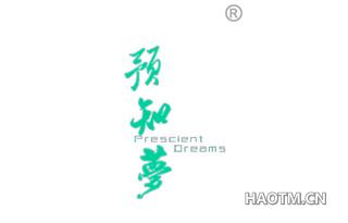 预知梦 PRESCIENT DREAMS