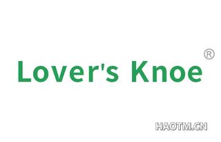 LOVERS KNOE