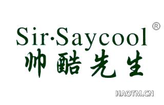 帅酷先生 SIRSAYCOOL
