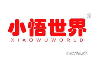 小悟世界 XIAO WU WORLD