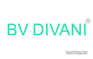 BV DIVANI