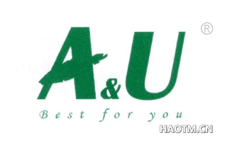 A U BEST FOR YOU