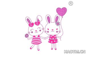 兔子图形图形