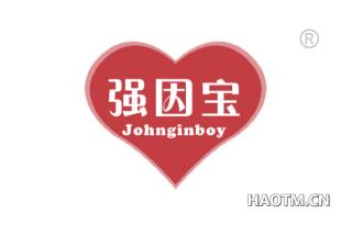 强因宝 JOHNGINBOY