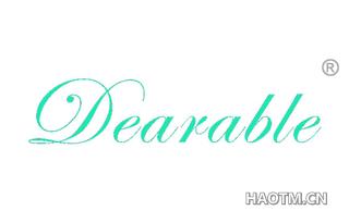 DEARABLE