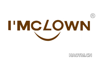 I MCLOWN