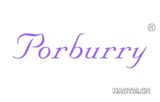 PORBURRY