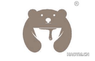 口水熊图形