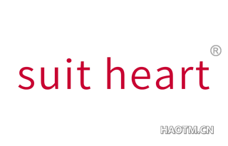 SUIT HEART