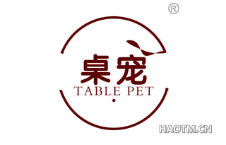 桌宠 TABLE PET
