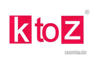 K TO Z