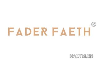 FADER FAETH