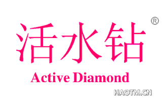 活水钻 ACTIVE DIAMOND