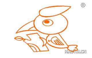 啄木鸟图形
