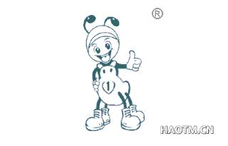 卡通蚂蚁图形