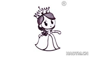 小公主图形