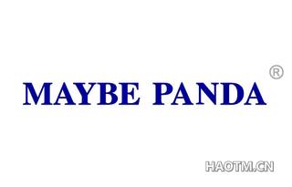 MAYBE PANDA