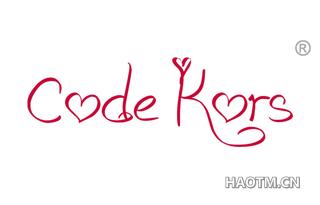 CODE KORS