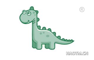 小恐龙图形