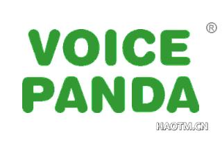 VOICE PANDA