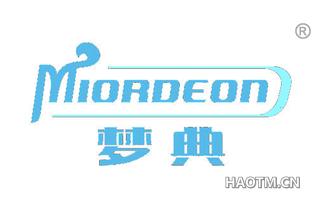 梦典 MIORDEON