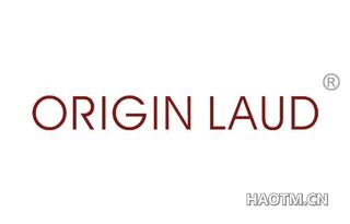 ORIGIN LAUD