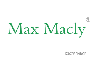 MAX MACLY