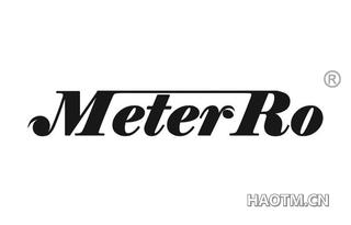 METER RO
