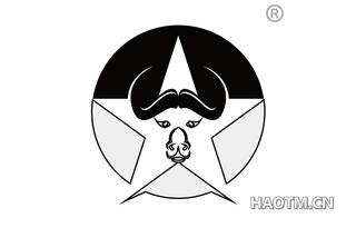 牛头或五角星图形