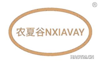 农夏谷 NXIAVAY