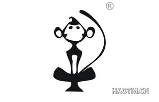 小猴子图形