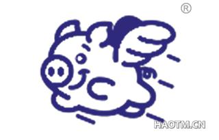 小飞猪图形