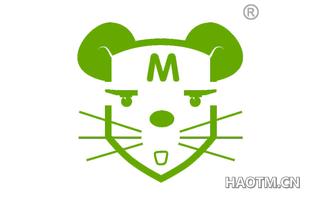 M老鼠图形