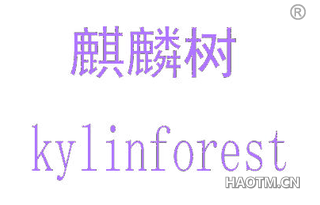 麒麟树 KYLINFOREST