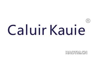 CALUIR KAUIE