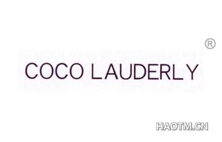 COCO LAUDERLY