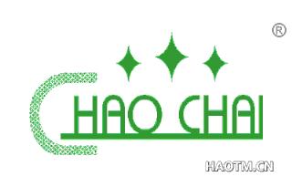 CHAO CHAI