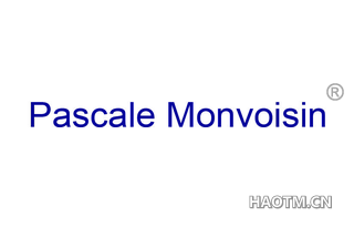 PASCALE MONVOISIN