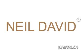 NEIL DAVID