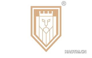 盾狮子图形