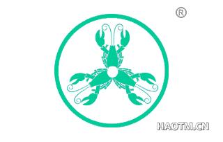 奔驰龙虾图形