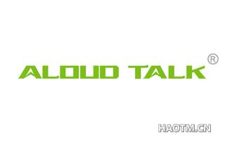 ALOUD TALK