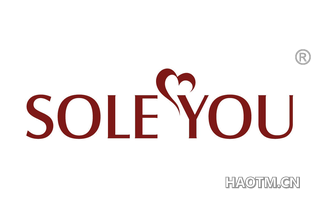 SOLE YOU