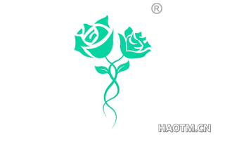 玫瑰花图形