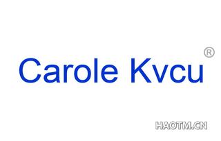 CAROLE KVCU