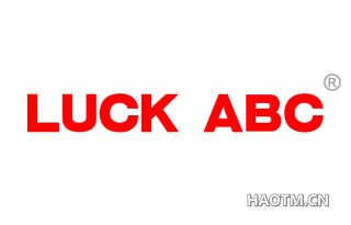 LUCK ABC