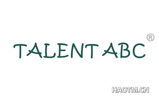 TALENT ABC