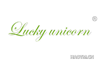 LUCKY UNICORN